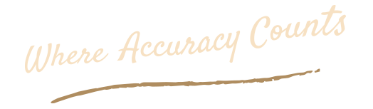 Where Accuracy Counts